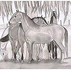 horses2 by gklfreeman
