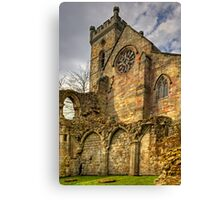 Culross Abbey Canvas Print