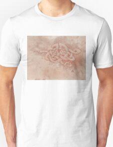Celtic whip snake Unisex T-Shirt