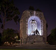 National War Memorial (South Australia) by sedge808