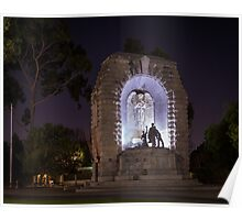 National War Memorial (South Australia) Poster