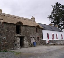 Carn Brae Cottage by Gerry  Temple