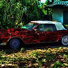 Red Jello Car by GolemAura