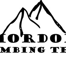 Mordor Climbing Team by kajohnna