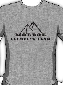 Mordor Climbing Team T-Shirt