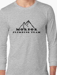 Mordor Climbing Team Long Sleeve T-Shirt