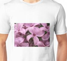 Lilac Blooms Unisex T-Shirt