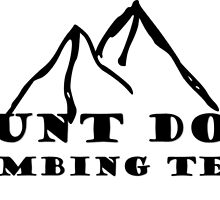 Mount Doom Climbing Team by kajohnna