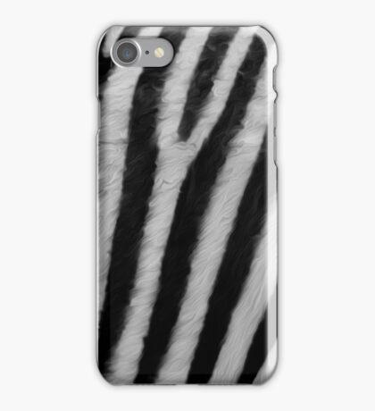 Zebra Texture iPhone Case/Skin