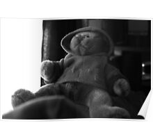 bear hugs Poster