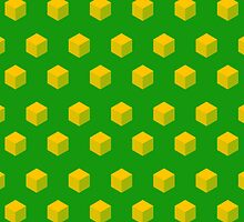 Cubic Qubes by Umbrae