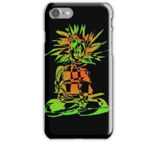 Digital Yogi - 5 (2008) iPhone Case/Skin