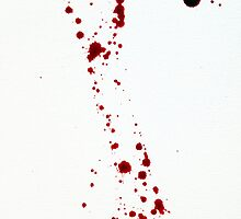 Blood Spatter 4 by jenbarker