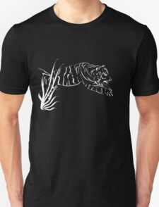 Leaping Tiger white T-Shirt