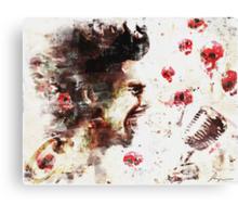 Chris Cornell - The Voice Canvas Print