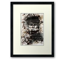 Keith Richards - Classic Keith Framed Print