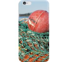fishing net and floats iPhone Case/Skin