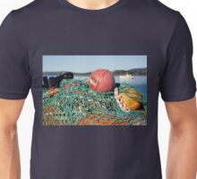 fishing net and floats Unisex T-Shirt