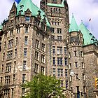 Ottawa Parliament Buildings by Greg Toope
