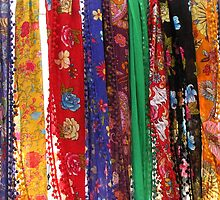 Colorful neckerchief-TURKEY by rasim1