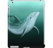 Riversoul ~ Bottlenose Dolphin iPad Case/Skin