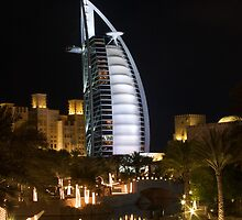 The Burj by Greg Toope