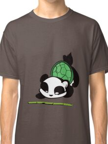 James the Turtle Panda Classic T-Shirt