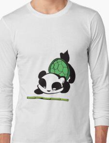 James the Turtle Panda T-Shirt
