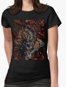 Voodoo Chile Womens Fitted T-Shirt