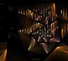 Spiral Bows by Deborah  Benoit