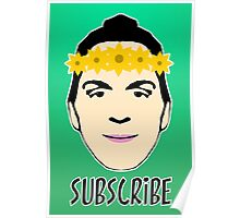 SUBSCRIBE Poster