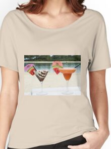 cocktails Women's Relaxed Fit T-Shirt