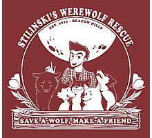 Stilinski's Werewolf Rescue Photographic Print