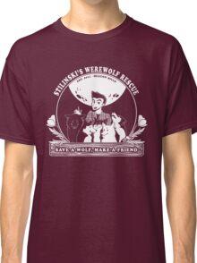 Stilinski's Werewolf Rescue Classic T-Shirt
