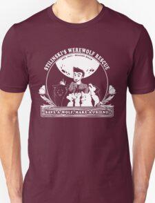 Stilinski's Werewolf Rescue Unisex T-Shirt