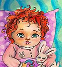 Little Wild Rose by Patricia Anne McCarty-Tamayo