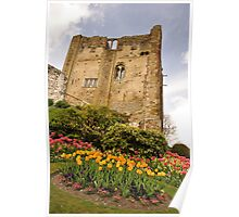 Guildford Castle Poster