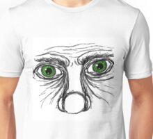 Tree Face Unisex T-Shirt