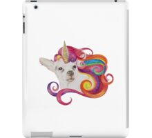 Rainbow Chihuacorn iPad Case/Skin