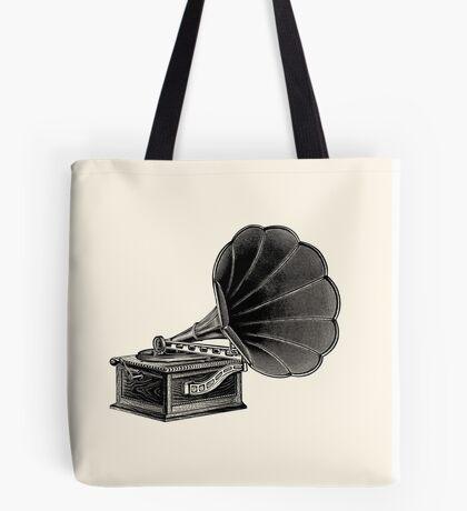 Phonograph Tote Bag