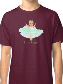 Love a Kewpie - Mint Green Classic T-Shirt
