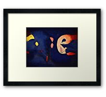 finding the elusive Framed Print