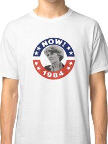 Geraldine Ferraro Campain '84 Classic T-Shirt