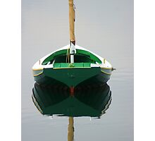 Calm Water..NoSail Photographic Print