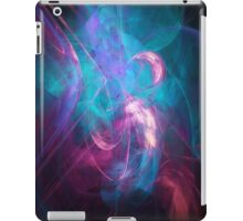 Alien Code 2 Teal Magenta iPad Case/Skin