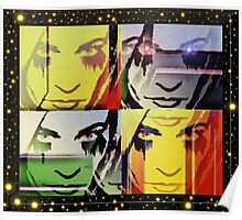 Ode To Warhol Poster