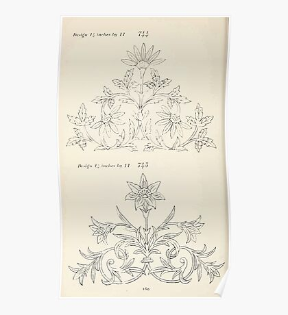 Briggs & Company Patent Transferring Papers Kate Greenaway 1886 0170 Poster