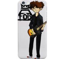 joe trohman wears socks iPhone Case/Skin