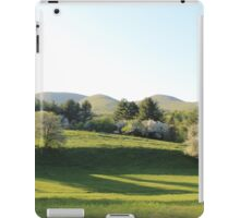 Apple Blossom Trees iPad Case/Skin