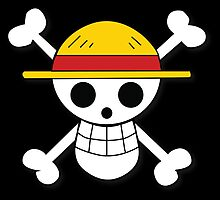 The Strawhats Jolly Roger by xJacky2312x